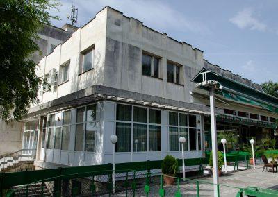 Парк Хотел Ивайло - изглед от към ресторанта 2